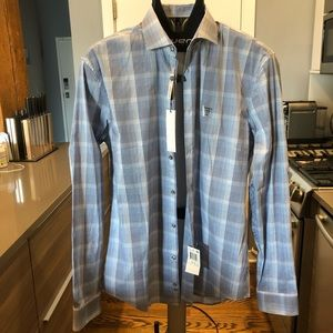 Men's Calvin Klein Extreme Slim Fit Dress Shirt